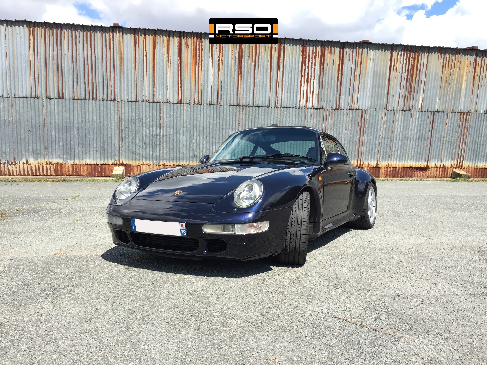 RSO Selection Porsche 993 Carrera 4S