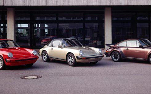 RSO Motorsport Porsche 911 Serie G-Modeles 1976