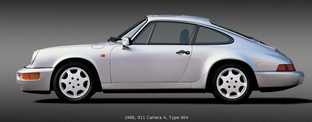 RSO Motorsport Porsche 964